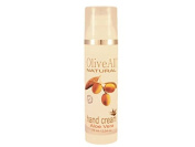 Olive All , organic olive oil natural hand cream