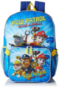 Paw Patrol Boys Paw Patrol Dual Backpack With Detachable Lunch Bag Puppy Blast, Multi, One Size