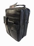Mens Mans Travel Utility Bags Leather Shoulder Man Bag Holster RL504TL