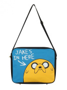 Adventure Time Jake's In Here AT Messenger Bag