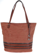 David Jones Lightweight Top Zip Shopper Shoulder Tote Handbag - Various Colours 4011-2