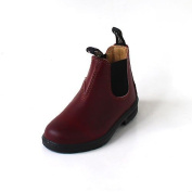 Blundstone 1419 - Classic Comfort, Unisex Kids' Chelsea Boots, Red (Burgundy), 10 Child UK
