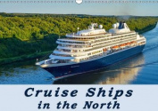 Cruise Ships in the North 2016