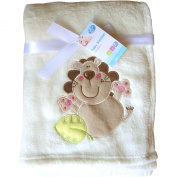 Super Soft & Fluffy Animals Large Baby Blanket