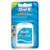 Oral B Ultra Floss Mint Dental Floss (25m) - Pack of 6