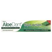 Optima Aloe Vera Dent Triple Action Toothpaste 100ml