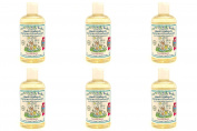 (6 PACK) - Earth/F Soothing Chamomile Shampoo & Body Wash | 250ml | 6 PACK - SUPER SAVER - SAVE MONEY