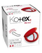Kotex Ultra Thin Pads - Normal - 12 packs
