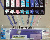 *NEW Sept 2015* Origami Stars Papers Package - Flower - 320 Sheets