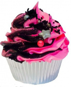 Rockstar Bombshell Cupcake Bath Bomb