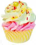 Mango Tango Smoothie Cupcake Bath Bomb