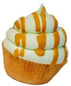 Caramel Applejack Cupcake Bath Bomb
