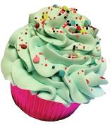 Berry Flirtatious Cupcake Bath Bomb (Size