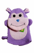 "Two's Company Bath Buddy ""Monkey"" Terry Cloth Mitten"