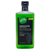 Irish Spring Signature for Men 3-in-1 Body Wash - 440ml