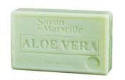Savon de Marseille 100g Bath Soap Bar - Aloe Vera