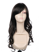 Golden Rule High Quality Long Curly Full Wig Wavy Cosplay Party Wigs
