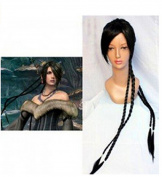 Hmy Heat Resistant Fibre By Final Fantasy X Lulu Japan Anime Wig