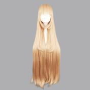 springcos Umaru Doma Wig Himouto Umaru-chan Cosplay Long Women Wig Orange