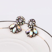 Lvxuan Fashion Jewellery 2015 Women Exquisite All-match Vintage Small Stud Earring
