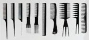 Pro Results - 10 Piece Comb Kit