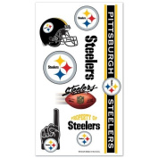 NFL Temporary Pittsburgh Steelers Tattoo by TeamFanatics