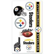 NFL Temporary Pittsburgh Steelers Tattoo by TeamFanatics