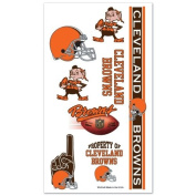 NFL Temporary Cleveland Browns Tattoo by TeamFanatics