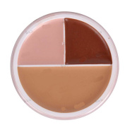 XX Shop Professional Cosmetics 3 Colour Concealer