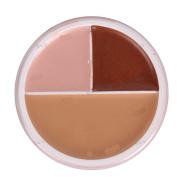 XX Shop Professional Cosmetics 3 Colour Concealer