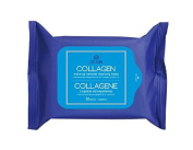 Collagen Make-up Remover Cleansing Wipes (30 Wipes Per Pack)