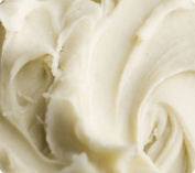 Triple Filtered Ivory Shea Butter - Scent Free - For Dry Skin, Eczema, Stretch Marks, Delicate Baby Skin - 0.5kg