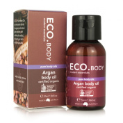 ECO. Body Argan Body Oil Certified Organic, 55ml