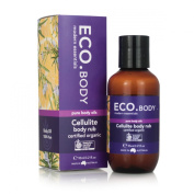 ECO. Body Cellulite Rub Certified Organic, 95ml