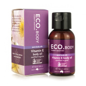 ECO. Body Vitamin E Body Oil Certified Organic, 55ml