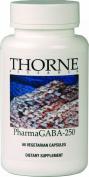 THORNE RESEARCH - PharmaGABA-250 - 60 caps [Health and Beauty]