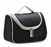 Magictodoor Travel Case Waterproof Cosmetic Bag Outdoor Storage Case Black