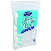 Premier Value Cotton Balls 100% Triple Size - 100 ct