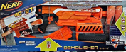 Nerf N strike Elite Demolisher 2 in 1 Blaster with Extra clip and 10 Extra Darts by Nerf