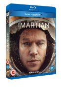 Martian [Region B] [Blu-ray]