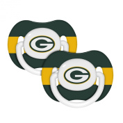 Green Bay Packers Baby Pacifiers - 2 Pack