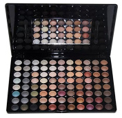 Amazing2015 Professional 88 Metal Shimmer Colour Eyeshadow Palette 02#