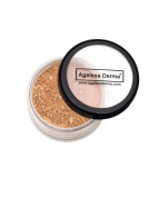 Ageless Derma Loose Mineral Foundation Canvas With Viamin A, E And Green Tea Extracts