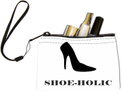 Rikki KnightTM ShoeHolic High Heeled Shoe Design Keys Coins Cards Cosmetic Mini Clutch Wristlet