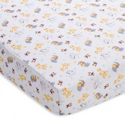 BreathableBaby Wick Dry Sheet- 2 by 2 Friends