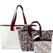 Jacki Design Mystique 3 Piece Tote Bag Set