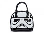 Star Wars Stormtrooper Faux Patent Dome Bag