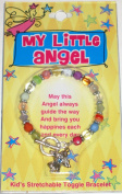 My Little Angel Kids Toggle Bracelet