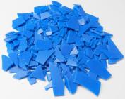 FREEMAN INJECTION WAX FLEXIBLE BLUE FLAKES WAX jewellery LOST WAX CASTING 0.5kg BAG (LZ 1.2 FRE) NOVELTOOLS
