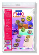 STAEDTLER FIMO CLAY WAX SOAP FOOD ICE PUSH MOULD ZODIAC SIGNS by Idena